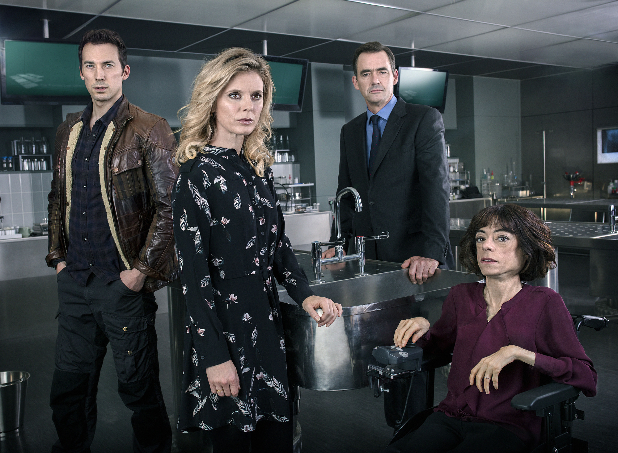 Is Emilia Fox leaving Silent Witness? Not if she has anything to do with it
