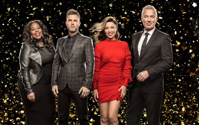 Let It Shine emerged triumphant over The Voice (Picture: BBC/Matt Holyoak)