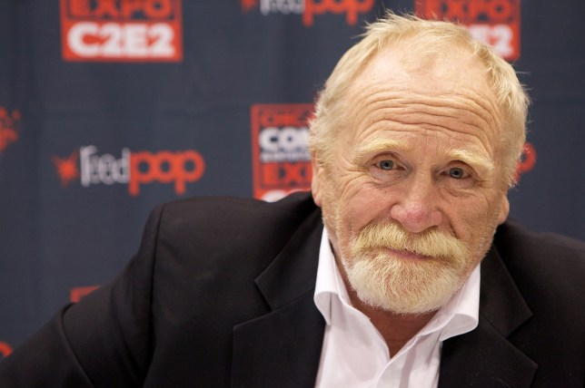 James Cosmo attends the 2013 Chicago Comic and Entertainment Expo at McCormick Place