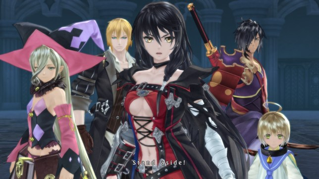Tales Of Berseria (PS4) - a different kind of justice league