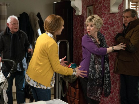 Emmerdale spoilers: Gabby Thomas left alone to care for Ashley and Dotty