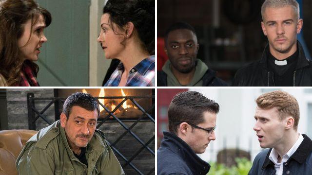 25 soap spoilers: EastEnders crash aftermath, Emmerdale death fall, Coronation Street affair reveal, Hollyoaks secret