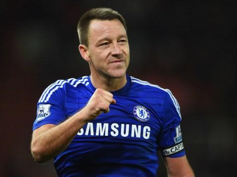 John Terry: I hope I don't play for Chelsea again this season