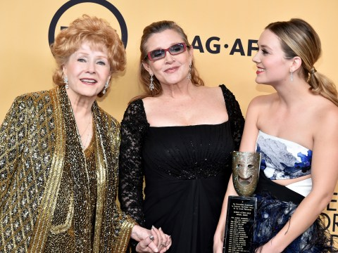 Billie Lourd posts tribute to mother Carrie Fisher saying she 'learned from the best'