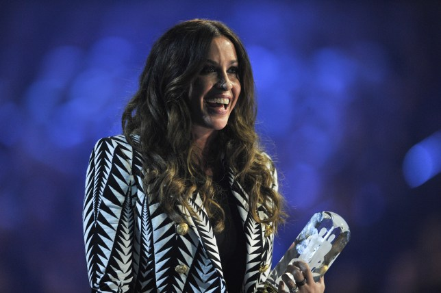 Alanis Morissette's ex manager has admitted to embezzling $4.8million (£3.9m) of the singer's money (Picture: Getty Images)