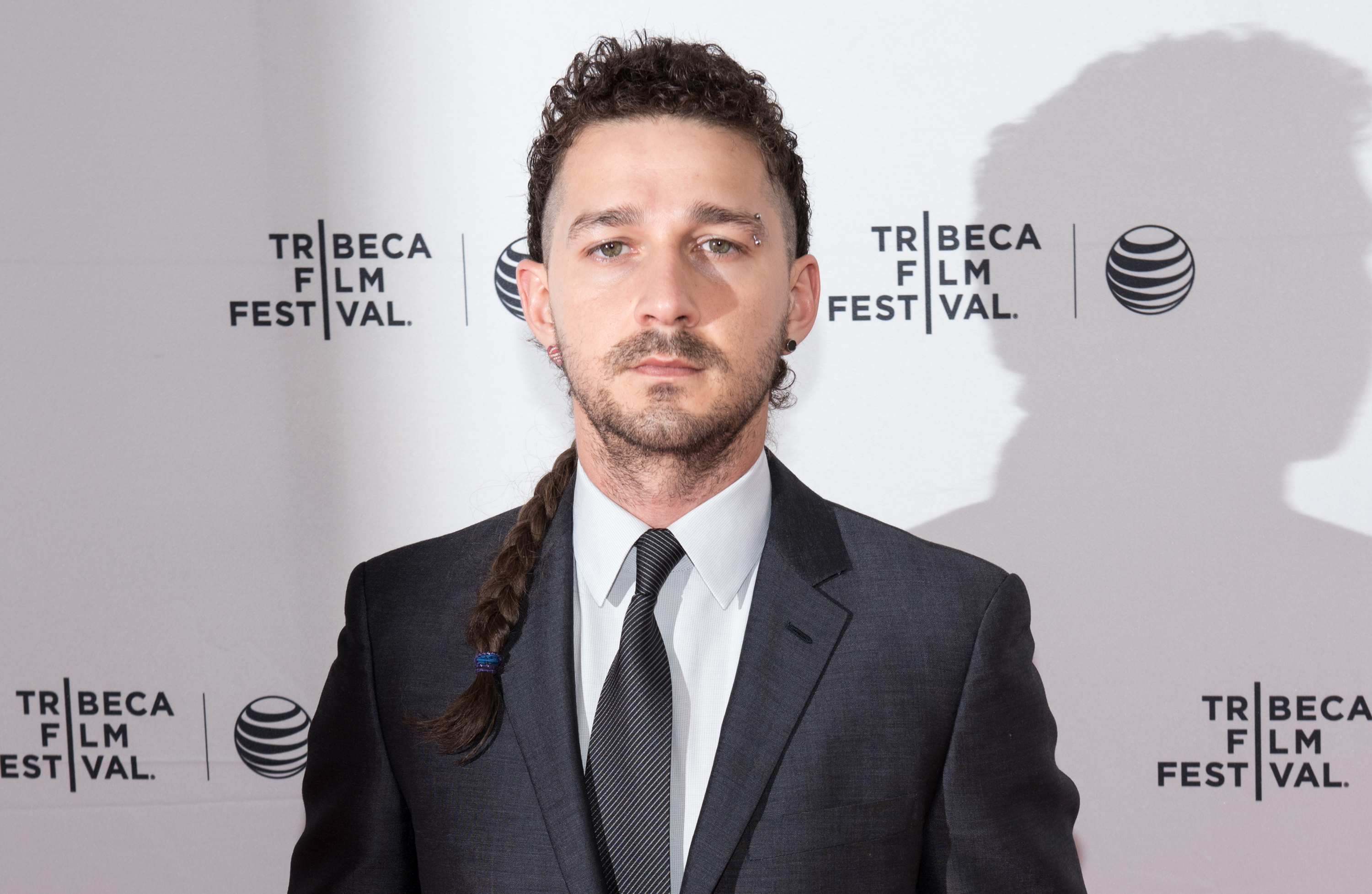 Shia LaBeouf's livestreamed Donald Trump protest project gets some celebrity help from Jaden Smith