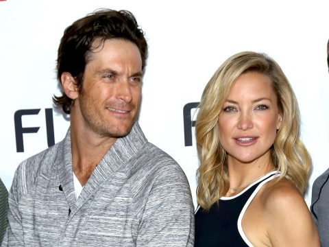 'It's been hell!': Kate Hudson's brother mocks rumours the actress is dating Brad Pitt