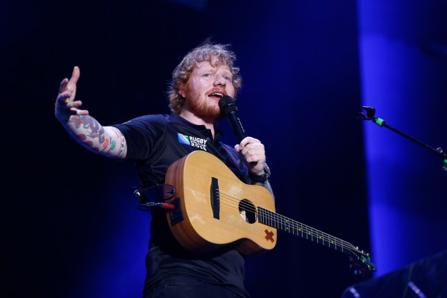 Is Ed headed to Glastonbury (Picture: Phil Walter/Getty Images)