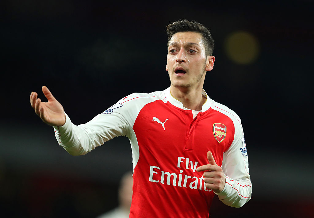 Sol Campbell urges Mesut Ozil to sign new Arsenal deal despite uncertainty over Arsene Wenger's future