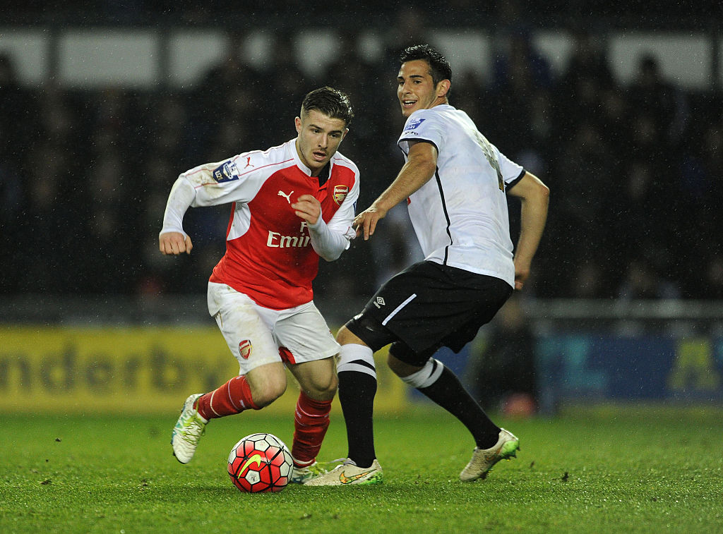 Arsenal youngster Dan Crowley joins Go Ahead Eagles on loan