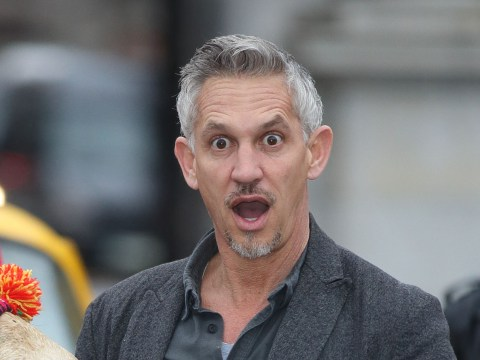 Someone has been sending used toilet paper to Gary Lineker in the post for 20 years