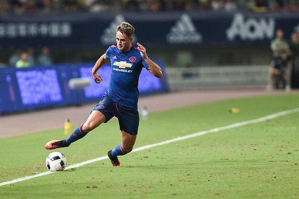 Lyon hold talks to sign Manchester United winger Adnan Januzaj, star's agent confirms