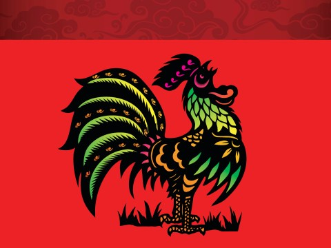 2017 is unlucky if you're born in the year of the rooster – but you can change your luck