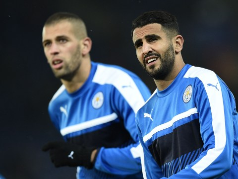 Algeria crash out of the Africa Cup of Nations as duo Islam Slimani and Riyad Mahrez prepare for Leicester City return