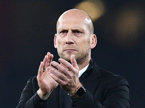 Reading Jaap Stam confident of FA Cup shock ahead of his return to Manchester United