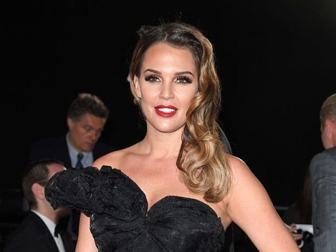 Danielle Lloyd shares image of battered face as she claims she suffered domestic abuse at the hands of an ex