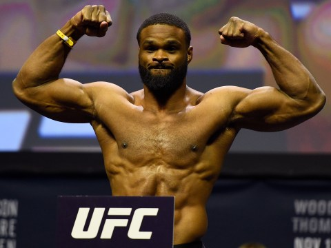 Tyron Woodley expects to embarrass Michael Bisping in potential UFC super fight