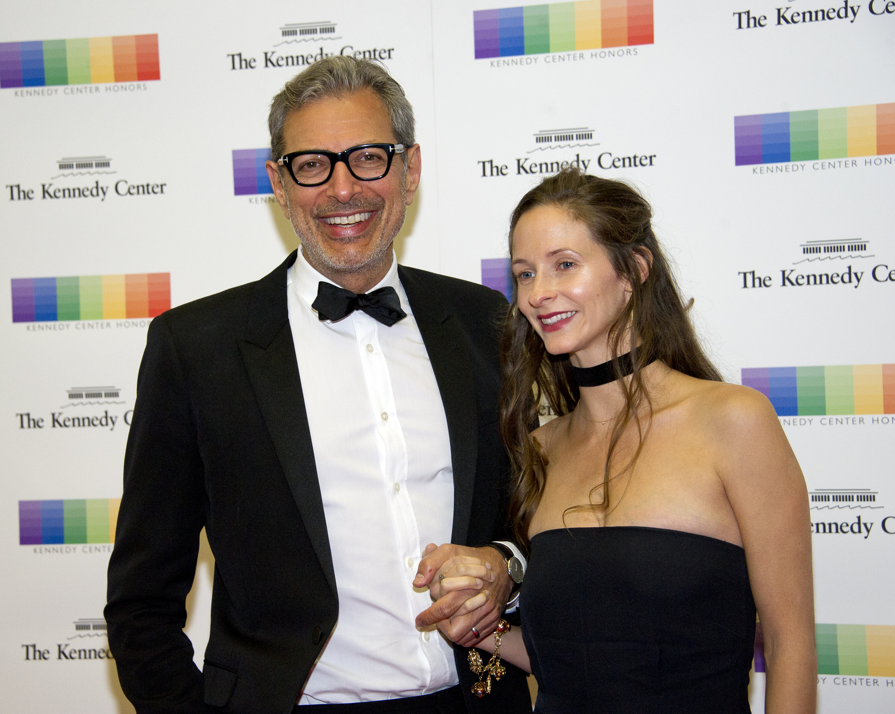 Jeff Goldblum welcomes second son with wife Emilie Livingston