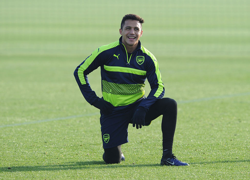 Chile REALLY wanted Arsenal star Alexis Sanchez to win the Fifa player of the year award
