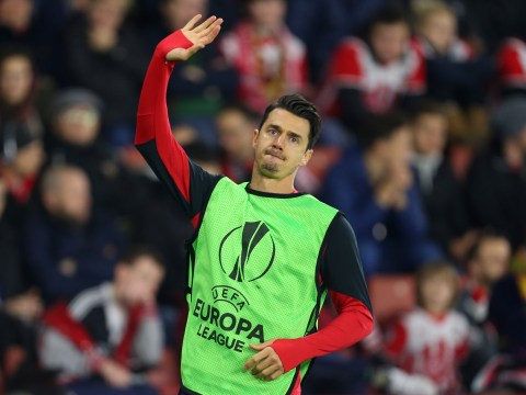 Done deal: West Ham announce transfer of Jose Fonte from Southampton