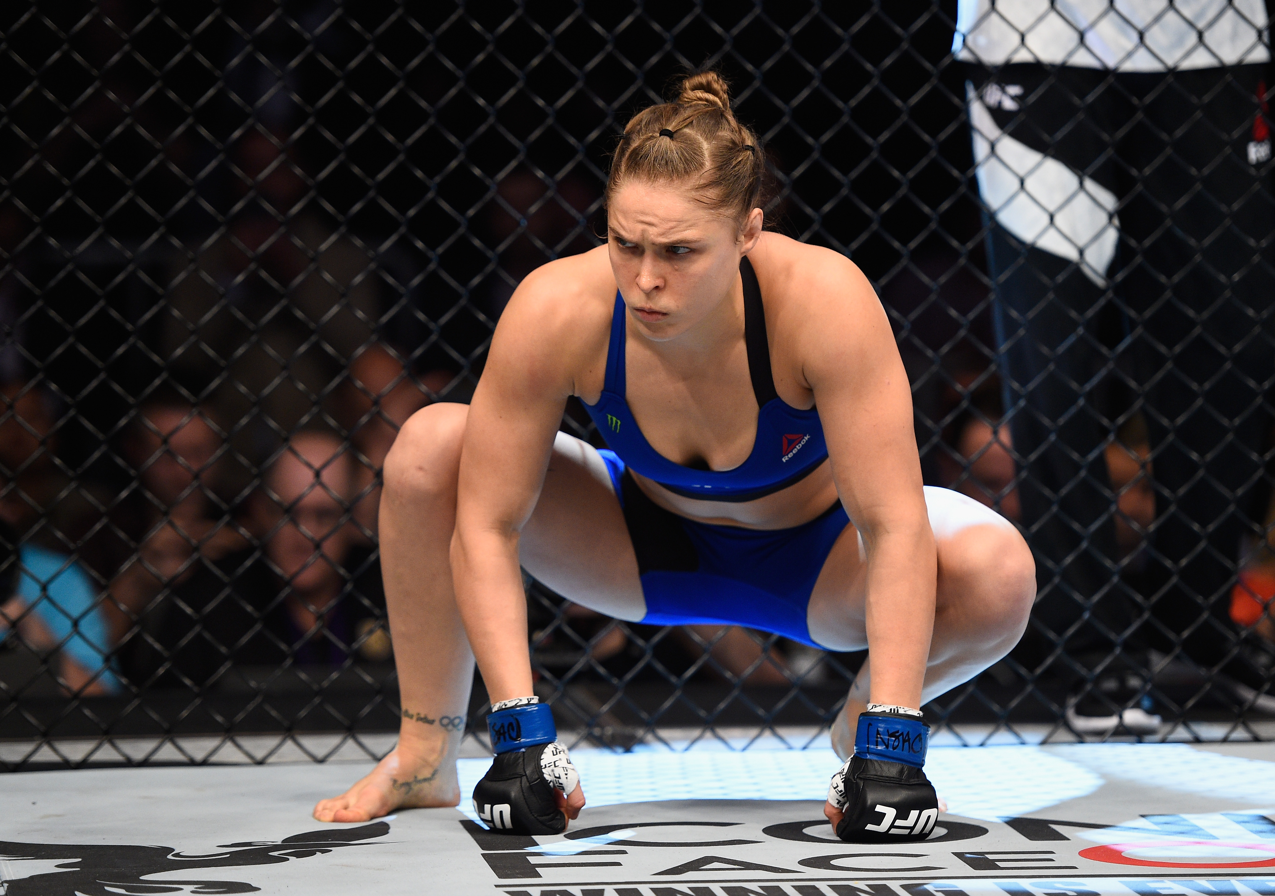 Cris Cryborg's striking coach Jason Parillo says his fighter and Ronda Rousey could train together