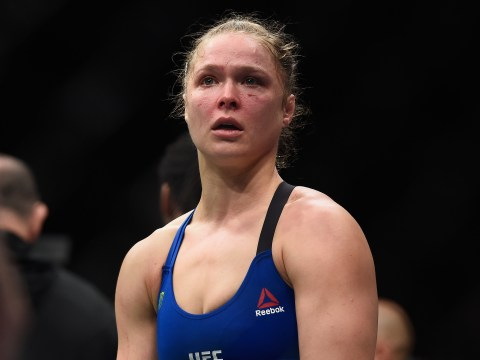 Ronda Rousey's mother hopes her daughter will retire from the UFC