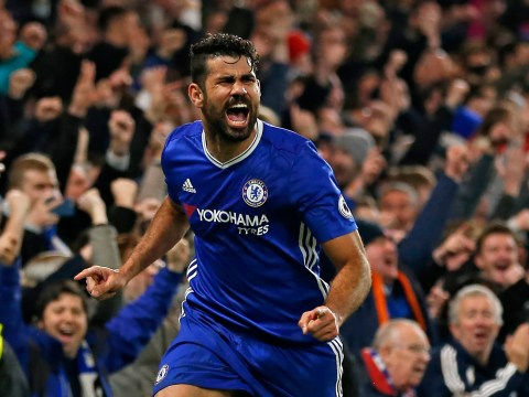 Chelsea striker Diego Costa admits he was desperate to leave the club in the summer before Antonio Conte chat