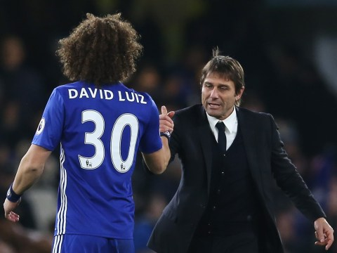 David Luiz reveals Antonio Conte role in transfer back to Chelsea and subsequent improvement