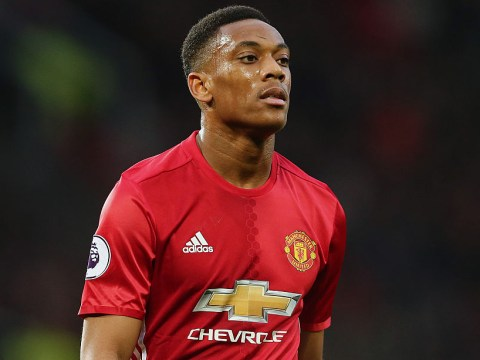 Jose Mourinho half-time change manages to get Anthony Martial firing