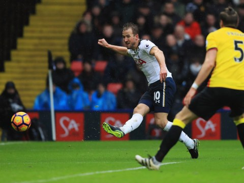 Harry Kane matches Thierry Henry goal record with brace for Tottenham