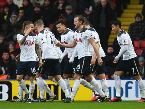 Arsenal legend Paul Merson expects Tottenham to break Chelsea's winning run