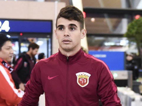 Oscar's decision to leave Chelsea is massive for Chinese football, says Villas-Boas