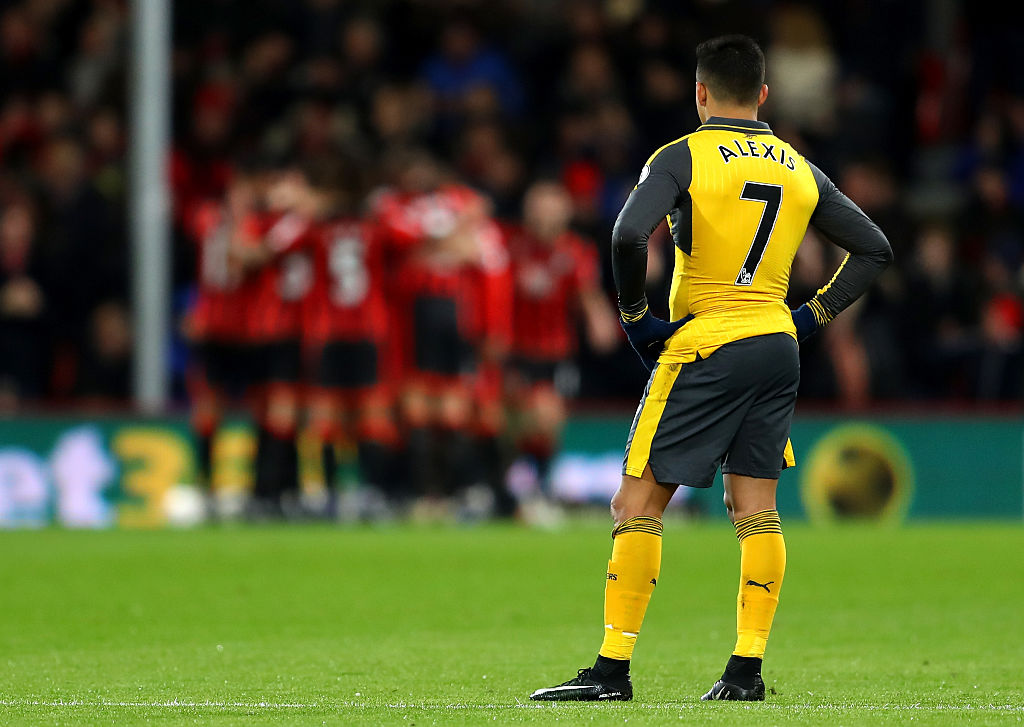 Robin van Persie Part II? Arsenal should enjoy Alexis Sanchez while they still can