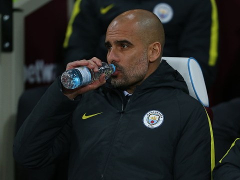 Manchester City boss Pep Guardiola insists players are good enough to play for club