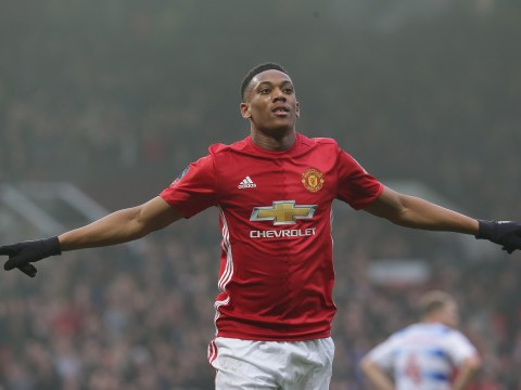 Manchester United ace Anthony Martial reveals how he likes to get in defenders' heads