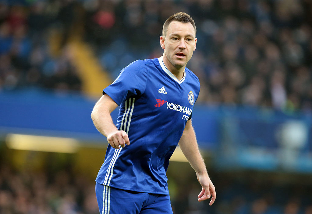 Chelsea star John Terry a transfer target for Bournemouth after Nathan Ake recall