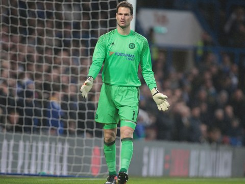 Asmir Begovic confirms he wants to quit Chelsea – even if it means missing out on Premier League winners medal