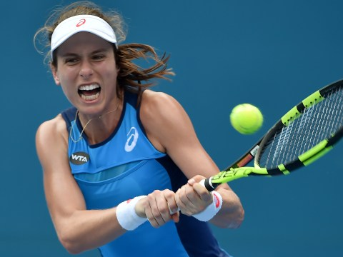 Johanna Konta to face Angelique Kerber conqueror Daria Kasatkina in Sydney QFs after comfortable win v Daria Gavrilova