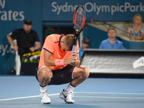 Final agony for Dan Evans and Jamie Murray as they fall at the last hurdle in Sydney