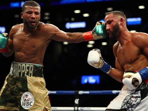 Badou Jack vacates WBC super-middleweight title to end hopes of Callum Smith fight