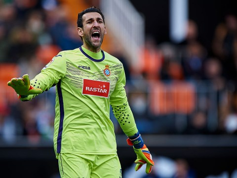 Chelsea target Diego Lopez responds to suggestions he could replace Asmir Begovic