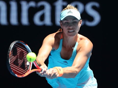 Angelique Kerber battles past Carina Witthoeft to reach Australian Open third round