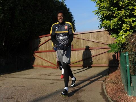 Arsene Wenger reveals how highly he rates Arsenal striker Danny Welbeck