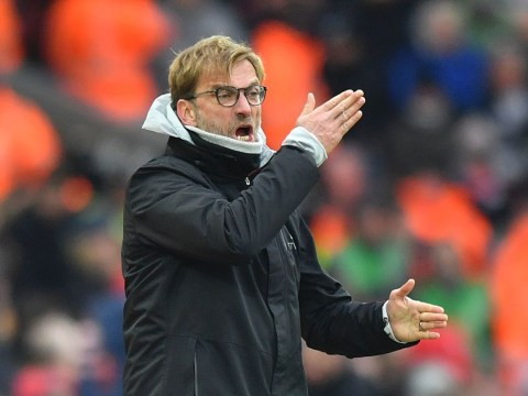 Jurgen Klopp holds team meeting lasting SIX times longer than usual amid Liverpool crisis