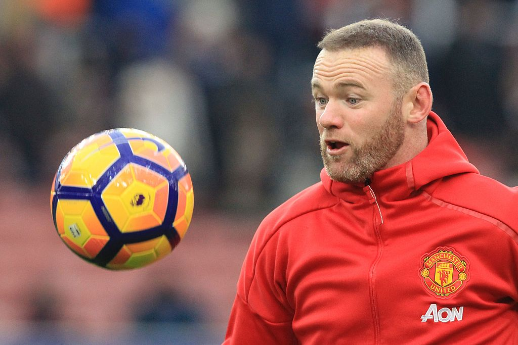 Manchester United willing to sell Wayne Rooney in the summer with £60m China offer beckoning