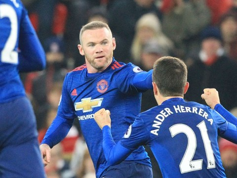 Wayne Rooney explains why he wants his Manchester United record to be broken