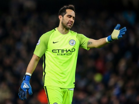 Manchester City defence to blame for Claudio Bravo's poor form, says David James
