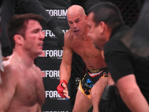 Tito Ortiz hits back at haters accusing him and Chael Sonnen of a fixed fight at Bellator 170
