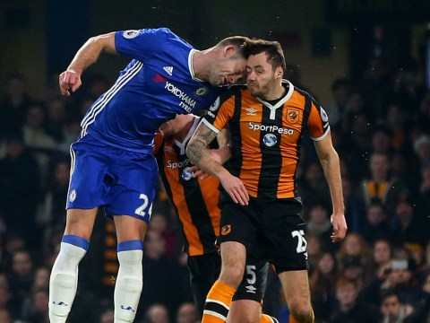 Hull City midfielder Ryan Mason has been discharged from London's St Mary's Hospital