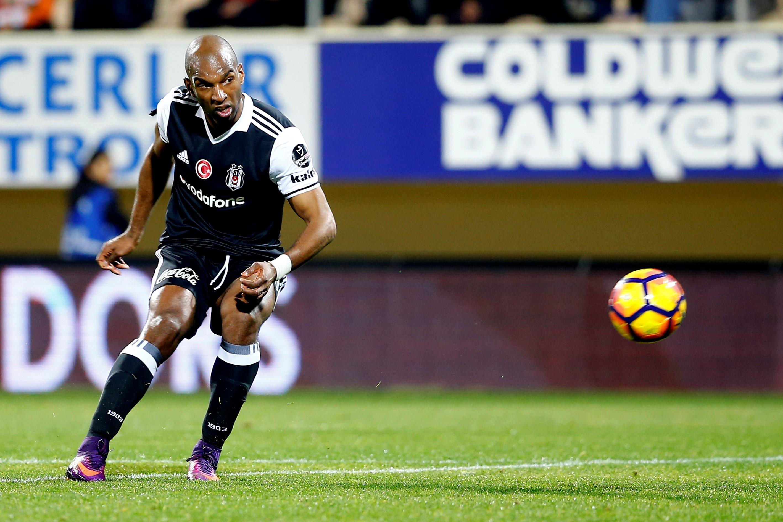 Former Liverpool forward Ryan Babel scores stunning solo goal for new club Besiktas